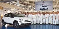 www.moj-samochod.pl - Artykuďż˝ - Pół miliona Fiat 500X wyprodukowanych