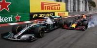 www.moj-samochod.pl - Artykuďż˝ - Hamilton wygrywa w Monako, promyk nadziei u Williamsa