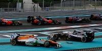 www.moj-samochod.pl - Artykuďż˝ - Passa Vettela przerwana, Raikkonen zwycięzcą w Abu Dhabi