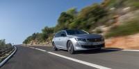 www.moj-samochod.pl - Artykuďż˝ - Czas na SW w modelu Peugeot 508 i napęd hybrydowy