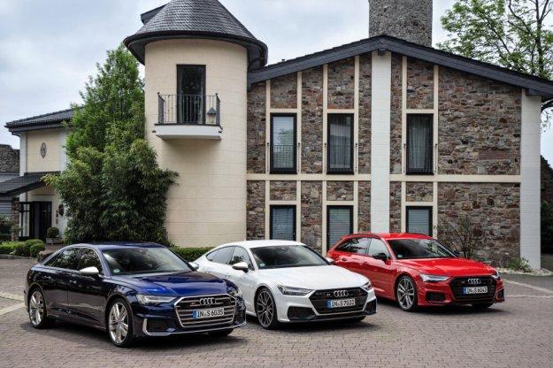 Europejska zmiana w modelach Audi w wersji S