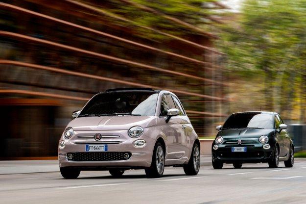 Fiat 500 w nowych topowych wersjach Star i Rockstar