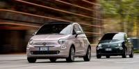 www.moj-samochod.pl - Artykuďż˝ - Fiat 500 w nowych topowych wersjach Star i Rockstar
