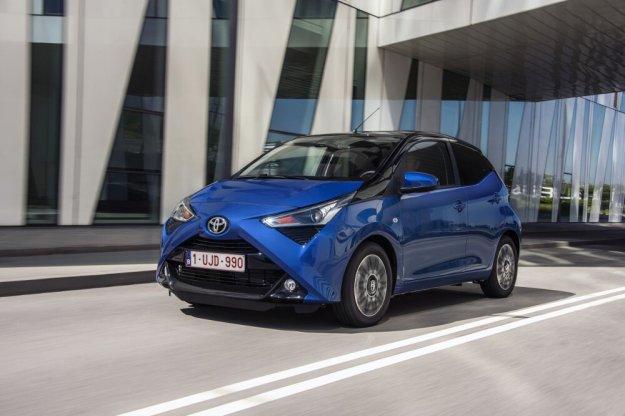 Toyota Aygo numer jeden w Polsce