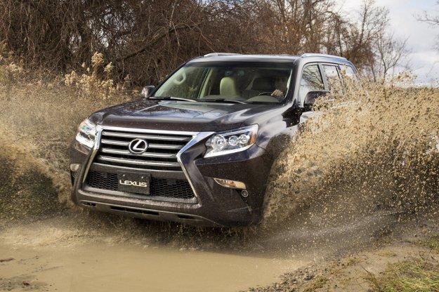 Lexus planuje odświeżyć swojego SUVa Lexus GX
