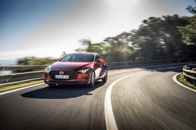 Nowy silniki Mazda Skyactive-X już w sprzedaży