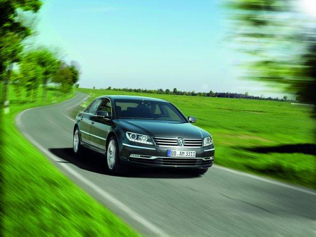 Nowy pakiet premium dla najbardziej luksusowego Volkswagena
