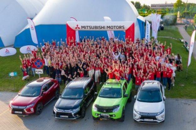 Ważne wydarzenie dla fanów marki Mitsubishi za nami