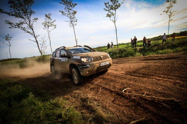 Start trzeciego sezonu Dacia Duster Elf Cup