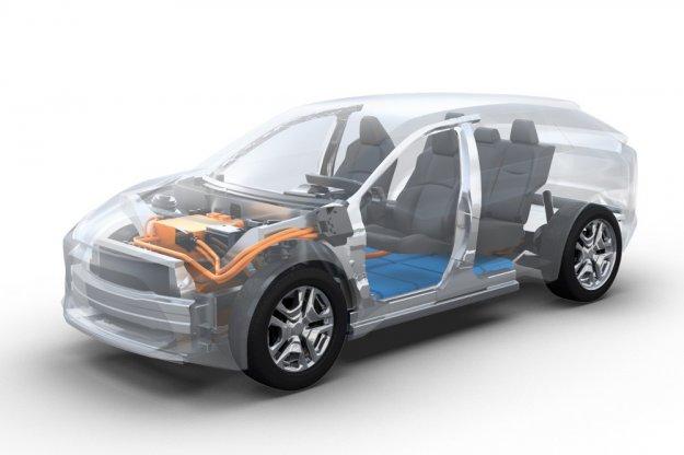 Subaru i Toyota opracują kolejny wspólny model