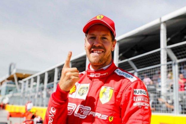 Ferrari z pole position w Kanadzie