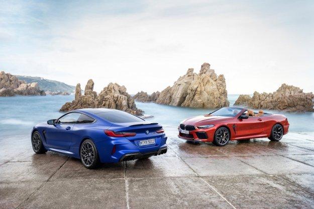 Cztery nowe wersje sportowego modelu BMW M8