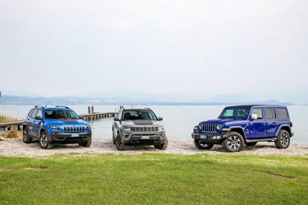 Ewolucyjne zmiany w samochodach marki Jeep na 2019