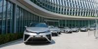 www.moj-samochod.pl - Artykuďż˝ - Zero emisyjne Toyota Mirai na usłudze MKOL