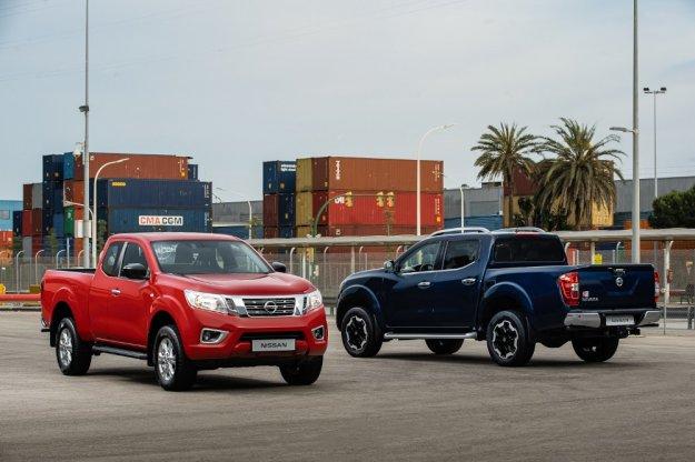 Ulepszony Nissan Navara już w lipcu na rynku