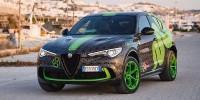www.moj-samochod.pl - Artykuďż˝ - Alfa Romeo podczas 21 edycji Gumball Race 3000