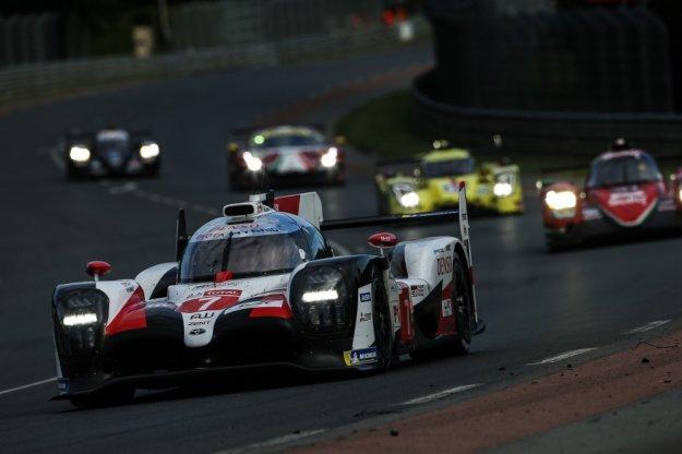 Toyota ponownie zwycięża wyścig Le Mans 24h