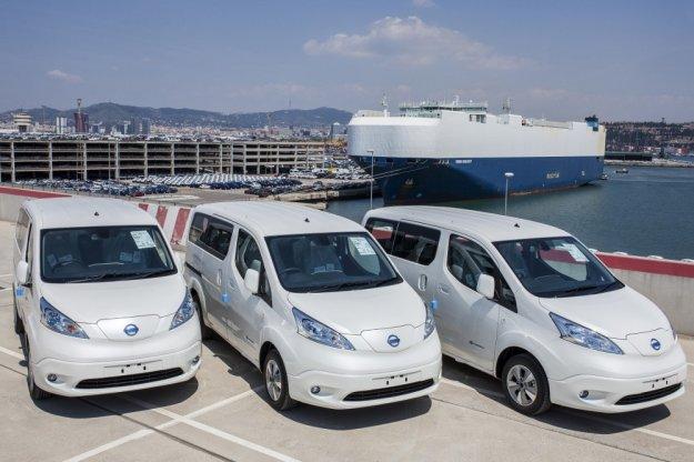 Rekordowa sprzedaż nowego Nissan e-NV200 w Europie