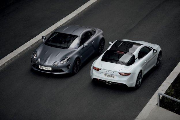 Jeszcze więcej sportu w nowym Alpine A110S
