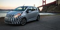www.moj-samochod.pl - Artykuł - Najmniejszy z Chevroletów na prąd - Spark EV