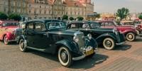 www.moj-samochod.pl - Artykuďż˝ - XVIII Zlot Zabytkowych Mercedesów na Śląsku