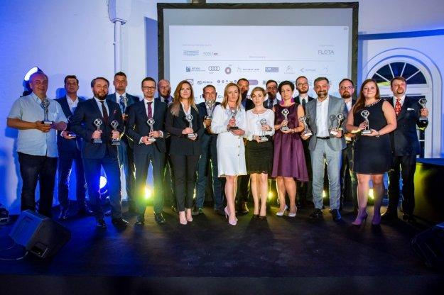 Statuetki Plebiscytu Fleet Awards 2019 rozdane