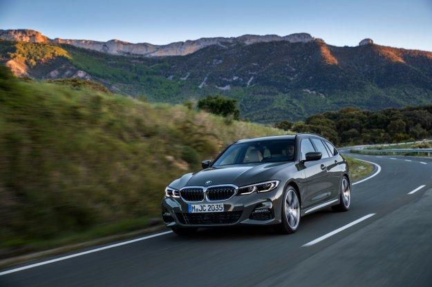 Nowy BMW seria 3 Touring jeszcze więcej radości z jazdy