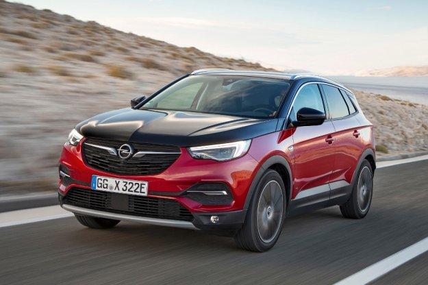Przedsprzedaż zelektryzowanego Opel Crossland X