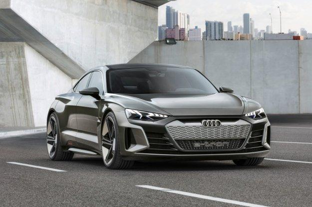 Elektryczne Audi w nowym filmie o Spidermanie