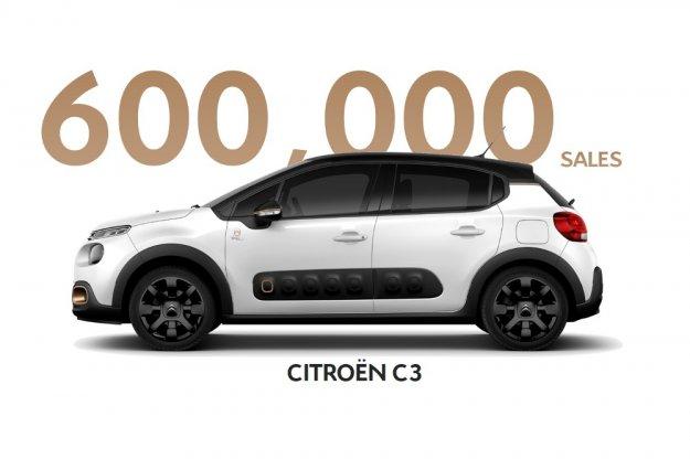 Citroen C3 bije rekordy popularności