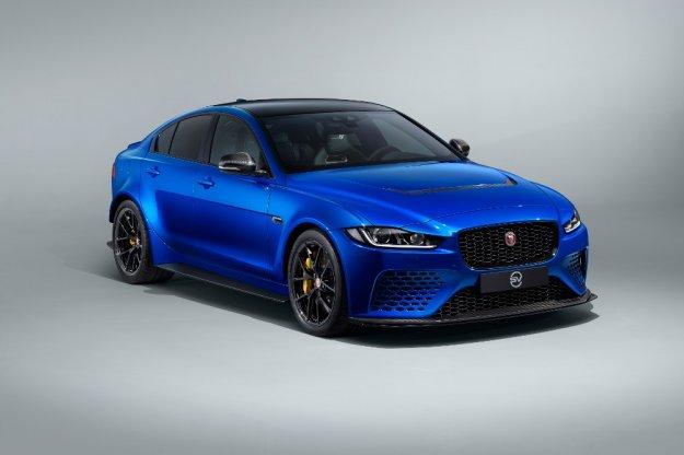 Jaguar XE SV Project 8 prawdziwy sportowy sedan