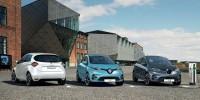 www.moj-samochod.pl - Artykuďż˝ - Nowy Renault ZOE więcej mocy większy zasięg