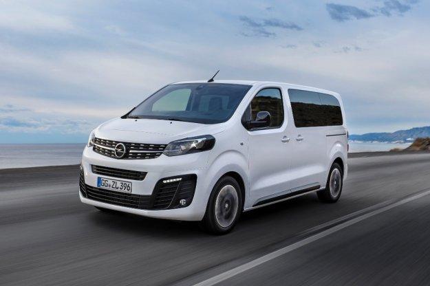 Nowy Opel Zafira Life już w sprzedaży