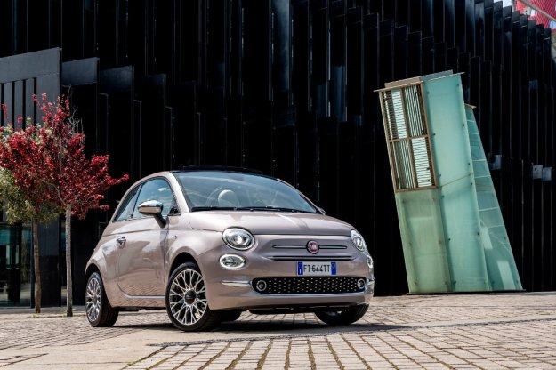 Trzy miliony samochodów z rodziny Fiat 500 sprzedanych