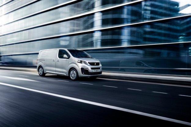 Peugeot Expert w wersji ASPHALT