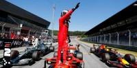 www.moj-samochod.pl - Artykuďż˝ - Kwalifikacje do wyścigu w Austrii pełne kar