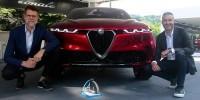 www.moj-samochod.pl - Artykuďż˝ - Koncepcyjny Alfa Romeo Tonale zdobywca nagrody