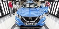 www.moj-samochod.pl - Artykuďż˝ - W fabryce Nissan wyprodukowano 10 milionów samochodów