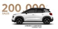 www.moj-samochod.pl - Artykuďż˝ - Rekordowa sprzedaż wyżej zawieszonego Citroen C3 Aircross