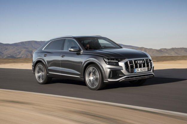 Audi SQ8 z najmocniejszym dieslem na rynku