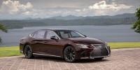 www.moj-samochod.pl - Artykuďż˝ - Lexus LS w limitowanej wersji Inspiration Series