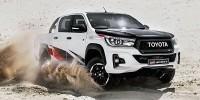 www.moj-samochod.pl - Artykuďż˝ - Toyota Hilux w limitowanej wersji GR Sport