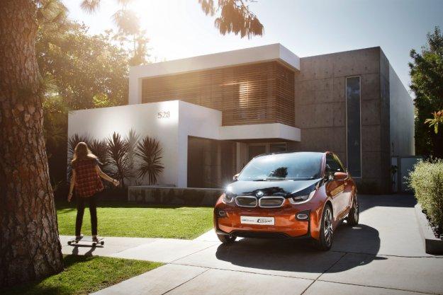 BMW i3 - elektryk klasy premium bliski produkcji