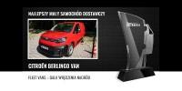 www.moj-samochod.pl - Artykuďż˝ - Citroen Berlingo Van zdobywa kolejną nagrodę