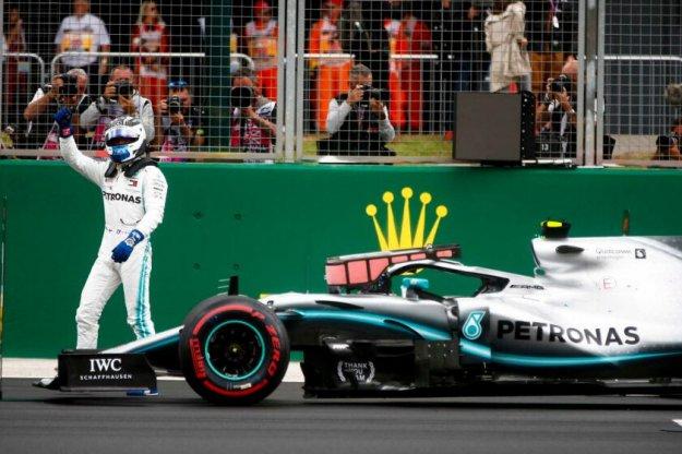 Valtteri Bottas wystartuje z pierwszego miejsca