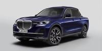 www.moj-samochod.pl - Artykuďż˝ - Połączenie BMW X7 z nadwoziem typu pick-up