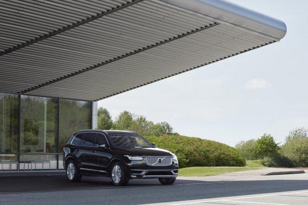 Volvo powraca na rynek opancerzonych pojazdów