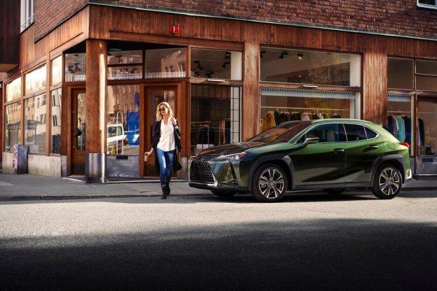 Wzrost sprzedaży Lexusa w Europie w pierwszej połowie roku