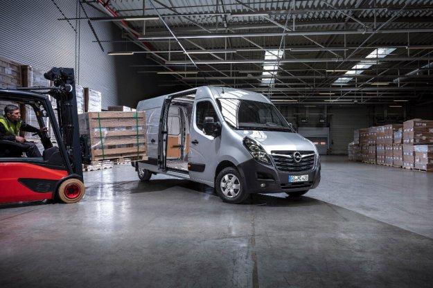 Nowy Opel Movano już w sprzedaży