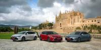 www.moj-samochod.pl - Artykuďż˝ - Toyota zwiększa udział na Europejskim rynku